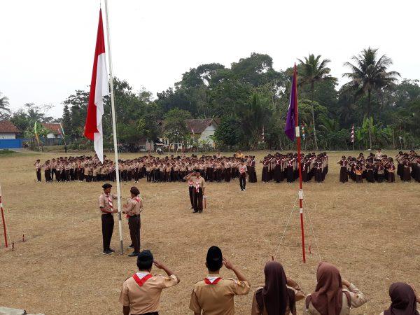 HUT Pramuka  Korsa Bangbayang 2019